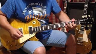 Gary Moore - Separate Ways Intro (Part 1) - Billy Merziotis