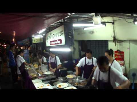 ひげおじさんのステーキ屋台。 สเต็กลุงหนวด Stake  Bangkok