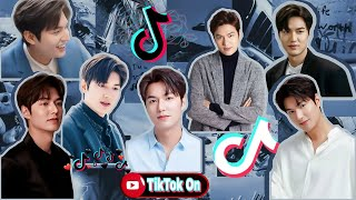 Lee Min Ho TikTok Compilation #Pt 2.. || TikTok On