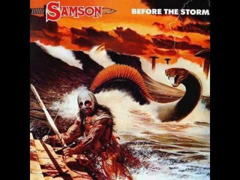 Samson - Test of time - 1982