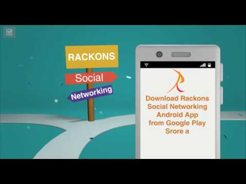 Rackons Social Networking App - Make New friends, Chat, Watch Movies, Play  Games