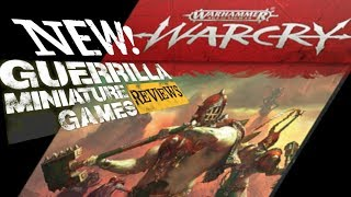 GMG REVIEWS - Warhammer: Age of Sigmar - WARCRY (Unboxing and How to Play)