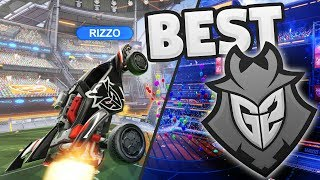 G2 ESPORTS BEST MOMENTS IN RLCS 7