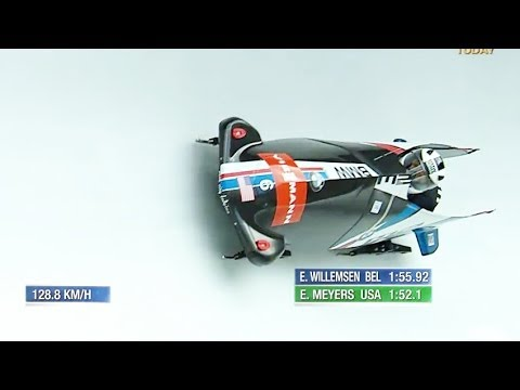 Meyers and Lolo take 2nd in Winterberg Bobsled - Universal Sports