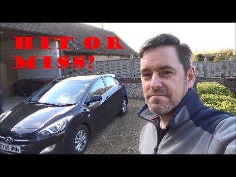 Hire Car Hit or Miss Hyundai i30