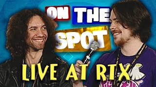 On The Spot: RTX 2015 - #32 (Ft. Game Grumps)