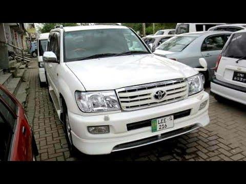 Toyota Land Cruiser 2003 Review 4700 Cc V8 Youtube