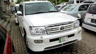 Toyota Land Cruiser 2003 Review | 4700 cc V8