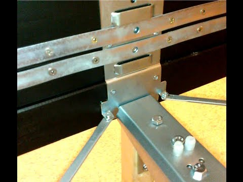 Reinforcing an IKEA Bed (HEMNES)