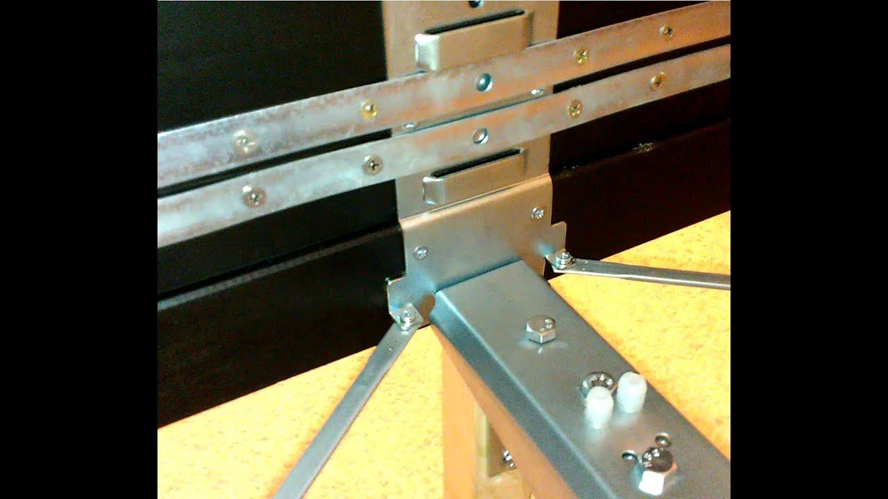 Reinforcing An IKEA Bed (HEMNES)
