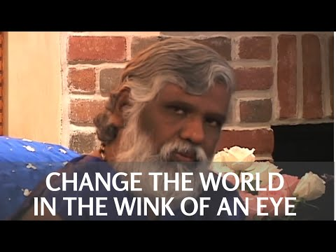 Change The World In The Wink Of An Eye