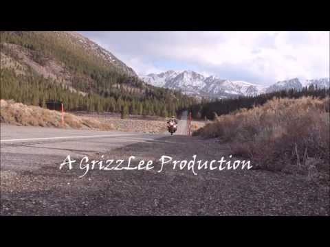 Trailer: Seattle to LA Escape Route By Motorcycle (R1200GSA)