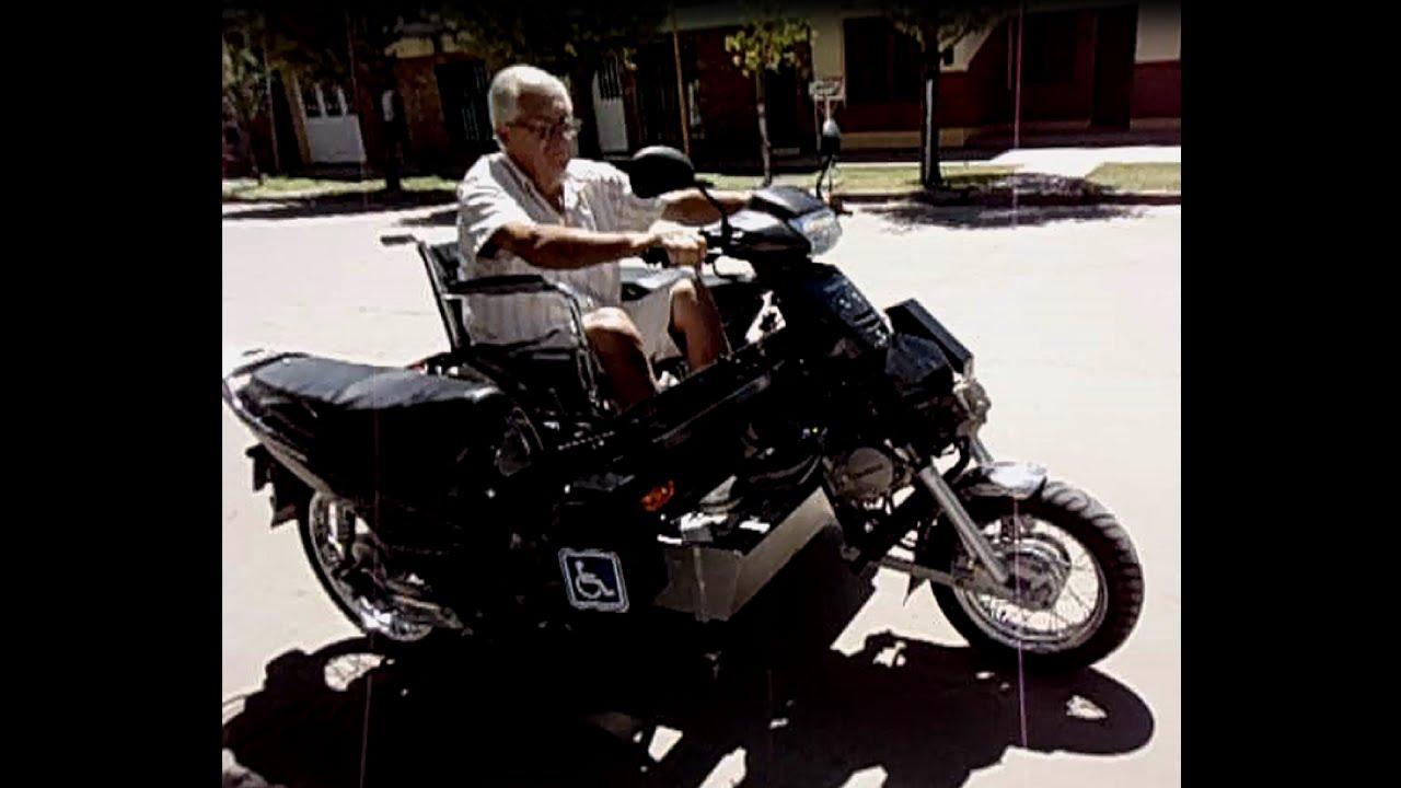 Honda Santa Fe >> Moto para discapacitados. Santa Fe-Argentina. Vendo el ...