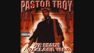 Pastor Troy: We Ready, I Declare War - No Mo Play in Ga [Track 2]