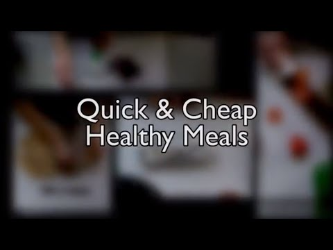 5 Quick And Cheap Healthy Meals | ReNew Clinic