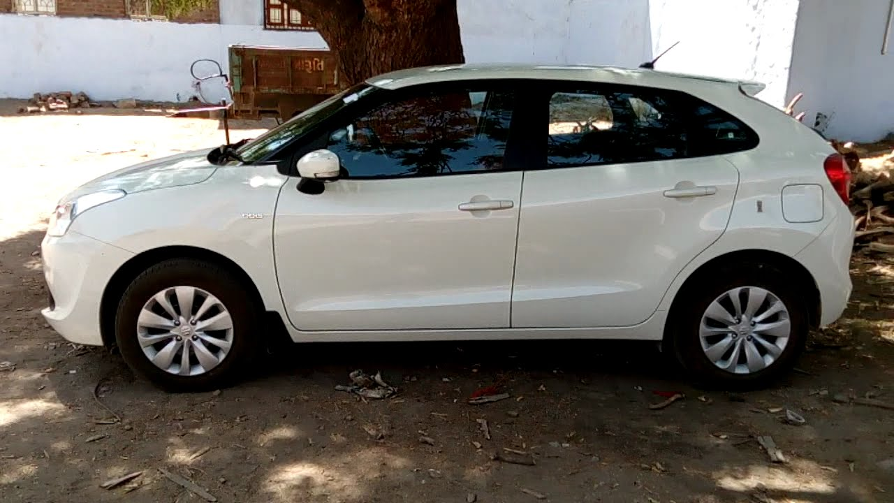 All Types baleno car images : Baleno Delta Car After 3 Month Use | Baleno Delta Diesel Car ...