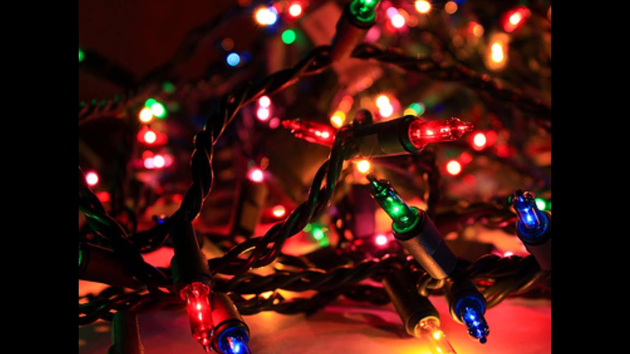 camouflage and christmas lights by reed robertsonlyrics video