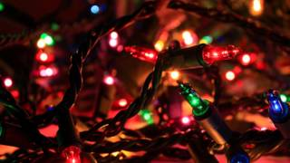 Camouflage and Christmas Lights (By Reed Robertson)~Lyrics video
