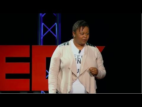 Justice by Design | Antionette Carroll | TEDxHerndon