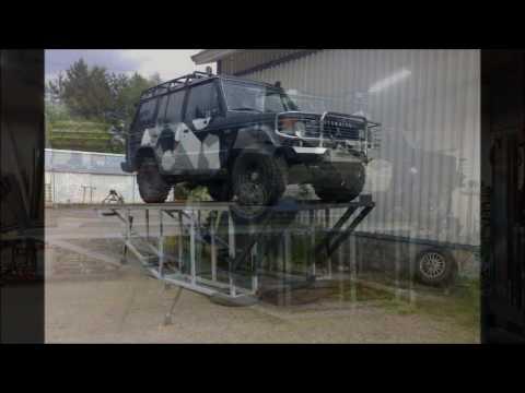 kiikku | Homemade car ramp part 2 (Project pics)