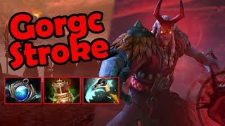Gorgc's First Grimstroke Game! Solo Ranked