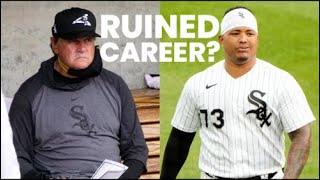 Tony La Russa RUINED Yermin Mercedes CAREER?