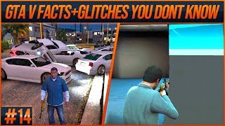GTA V Facts and Glitches You Don't Know #14 (From Speedrunners)