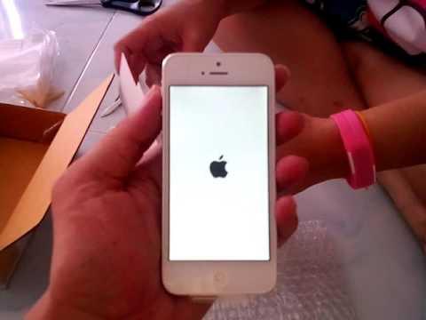 รีวิวไอโฟน5 Refurbised จากลาซาด้าร้าน Chokdee