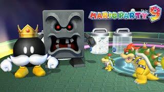 Mario Party 9 - Complete Walkthrough