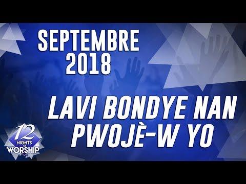 Pasteur Grégory Toussaint   12 Nuits d'Adoration 2017   Lavi Bondye Nan Pwojè w'   9ème Jour
