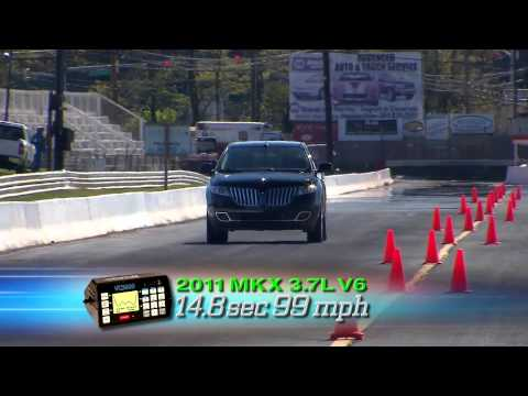 Road Test: 2011 Lincoln MKX