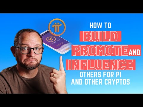 Three POWERFUL ways to INFLUENCE and PROMOTE #cryptocurrencies like Pi Crypto, Bee, or Timestope!