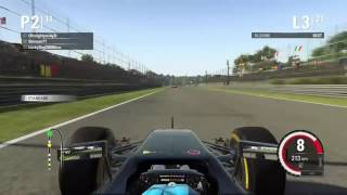AOR S11 F1 DEBUT: ITALY HIGHLIGHTS!!!!!!!!