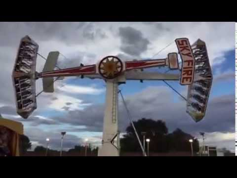 Ride Preview for the Colorado State Fair 2015