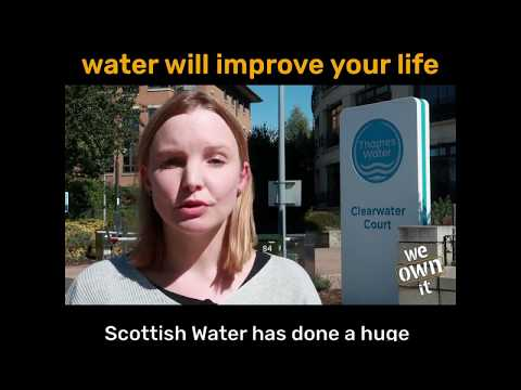 5 reasons why public ownership of water will improve YOUR li