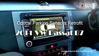 2011 vw passat b7 ops retrofit optical parking sensors