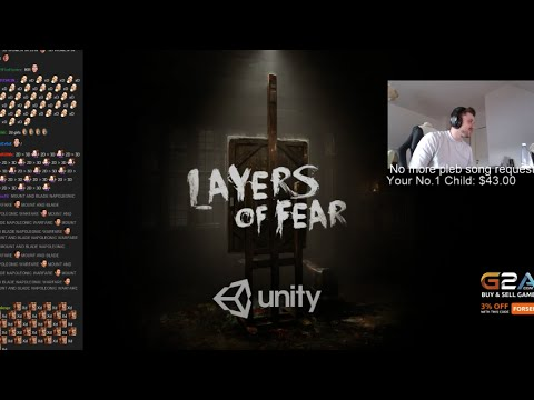 Forsen plays Layers of fear [with chat]