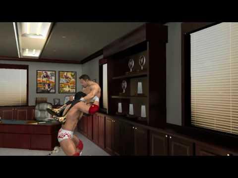 WWE SmackDown vs. RAW 2010 10/23/09 20:03