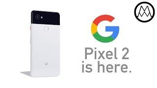 Google Pixel 2 & Pixel 2 XL - FINAL Leaks and Rumours!