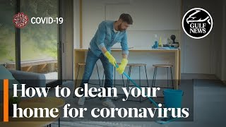 Coronavirus: How to protect your home against COVID-19