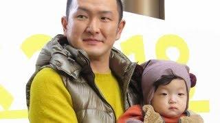 歌舞伎俳優の中村獅童(46)が20日、都内で行われた 「イクメンフェ...