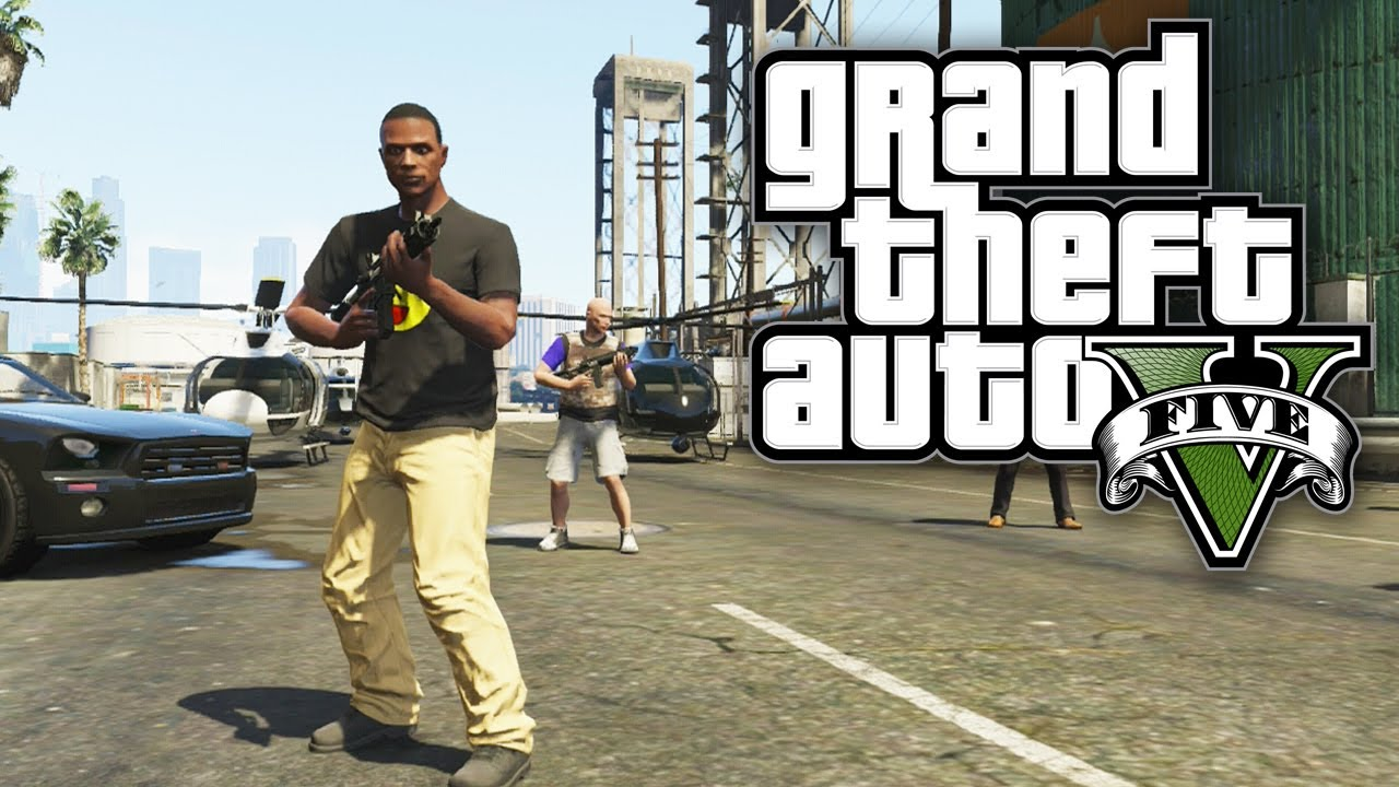 Grand Theft Auto V - FREE DOWNLOAD | CRACKED …
