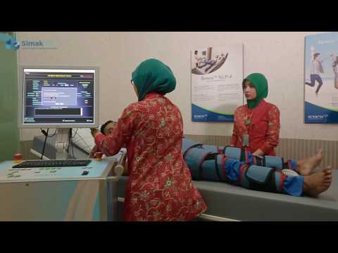 renew™ External Counterpulsation (ECP) Therapy Testimonial Antam Medika Hospital Jakarta, Indonesia