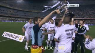 ريال مدريد 1-0 برشلونة - نهائي كاس الملك اسبانيا 2011
