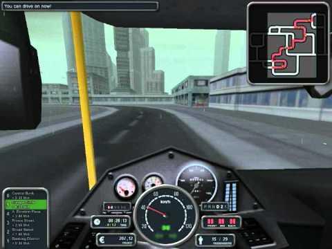bus simulator 2008 ligne 2 youtube. Black Bedroom Furniture Sets. Home Design Ideas