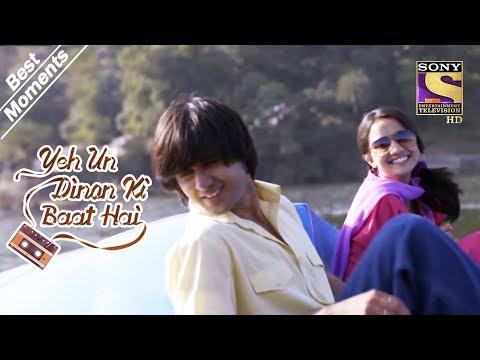 Yeh Un Dinon Ki Baat Hai | Sameer & Naina Enjoy Their Boat Ride | Best Moments