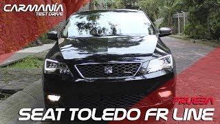 Seat Toledo FR Line a prueba - CarManía (2018)