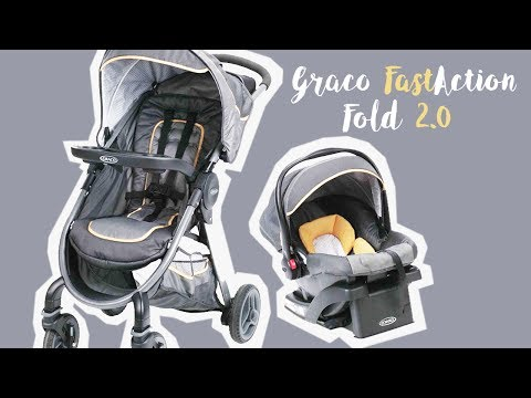 Graco FastAction 2.0 Travel System How-To And Review