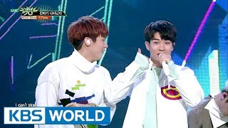 N Flying The Real 진짜가 나타났다 Music Bank 2017 09 22
