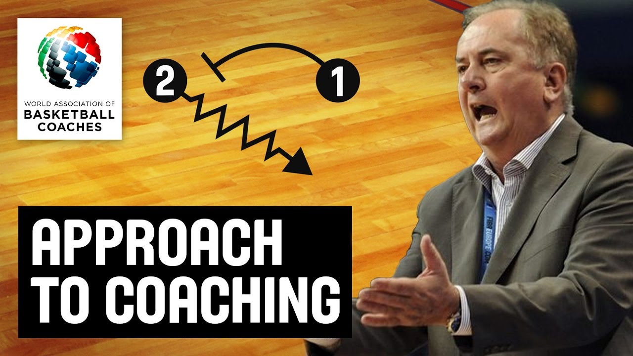 Approach to Coaching - Boza Maljkovic